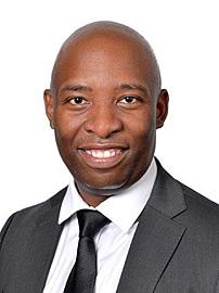 Mr Fortune Mabunda - HOD Operations