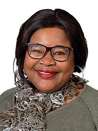 Ms Zimasa Socikwa - Company Secretary