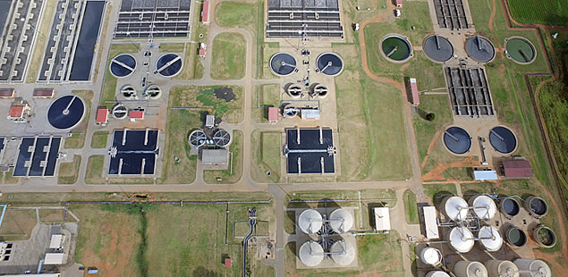 Waterval Wastewater Treatment Works